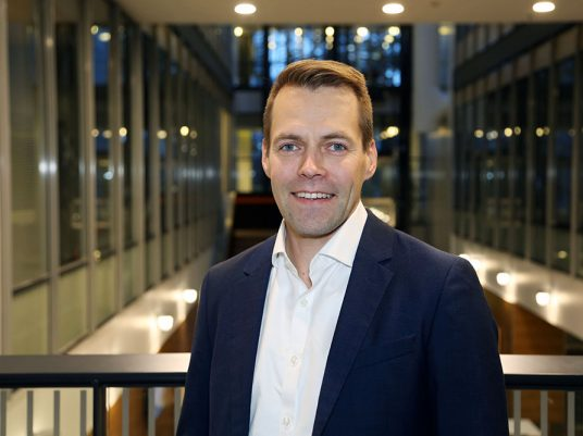 Fonectan talousjohtaja Janne Kuisma kertoi ajatuksiaan Fonectan ja CreditVisorin alkavasta yhteistyöstä